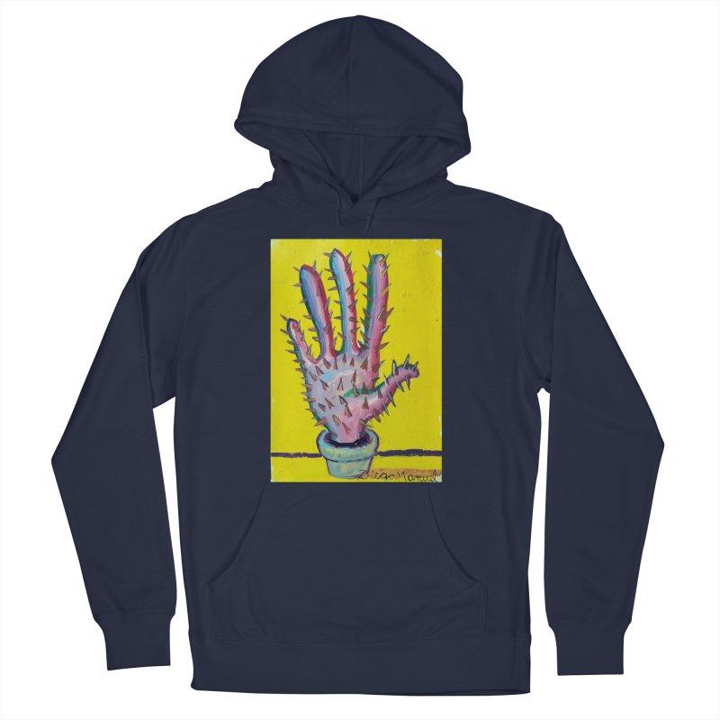 Mano cactus 3 Men's Pullover Hoody by diegomanuel's Artist Shop