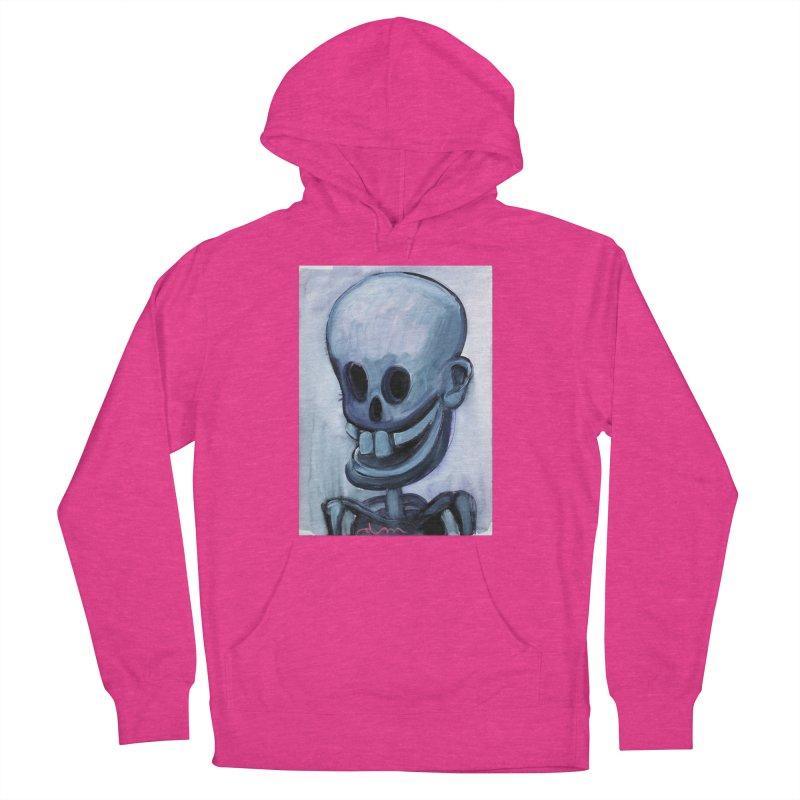 Calavera loca Men's Pullover Hoody by diegomanuel's Artist Shop
