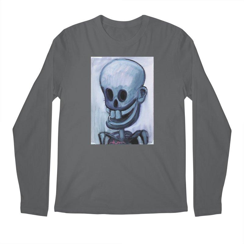 Calavera loca Men's Longsleeve T-Shirt by diegomanuel's Artist Shop