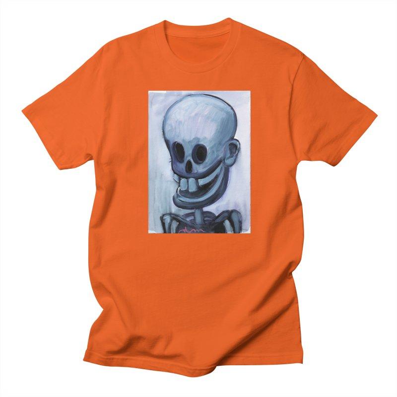 Calavera loca Men's T-shirt by diegomanuel's Artist Shop