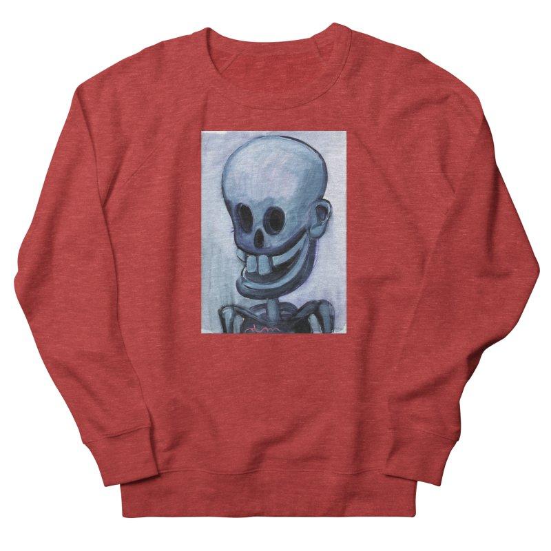 Calavera loca Men's Sweatshirt by diegomanuel's Artist Shop