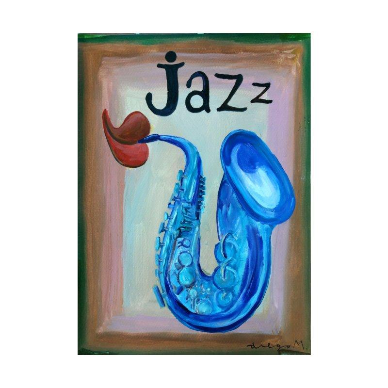 jazz 4 by diegomanuel's Artist Shop