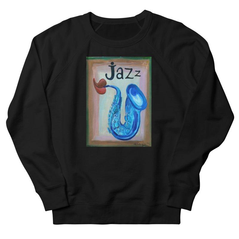 jazz 4 Women's Sweatshirt by diegomanuel's Artist Shop