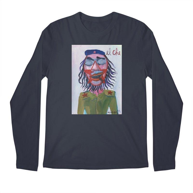 Che Guevara 3 Men's Longsleeve T-Shirt by diegomanuel's Artist Shop