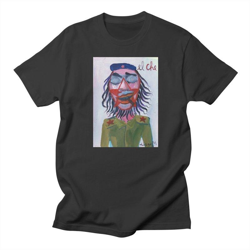 Che Guevara 3 Men's T-shirt by diegomanuel's Artist Shop