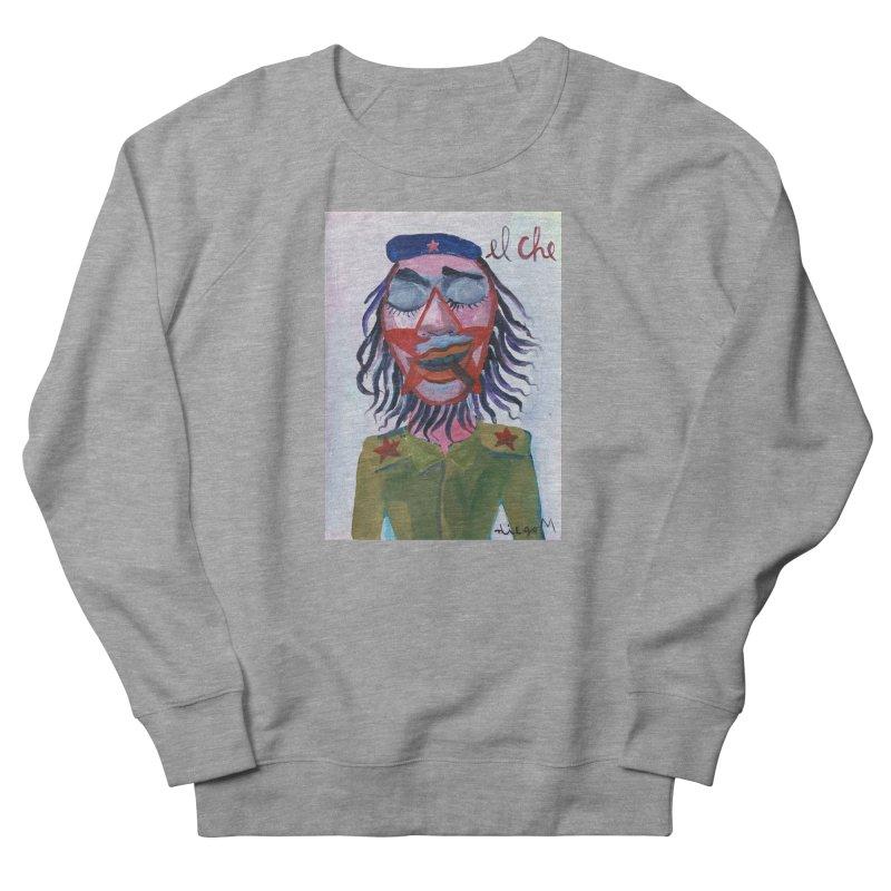 Che Guevara 3 Men's Sweatshirt by diegomanuel's Artist Shop