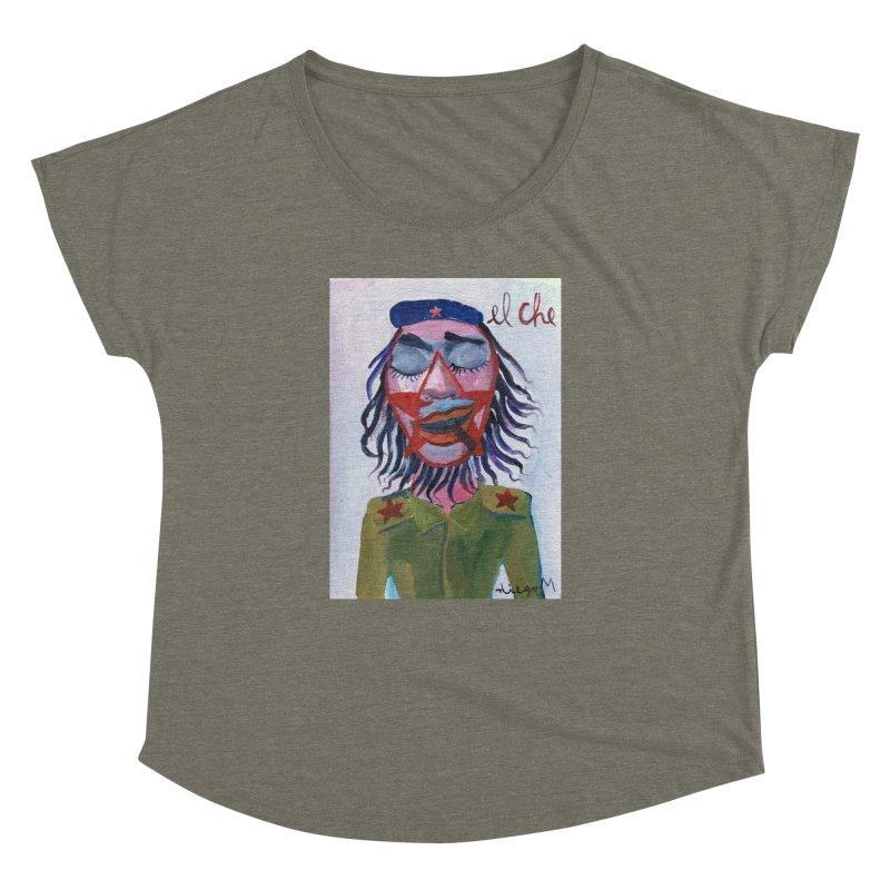 Che Guevara 3 Women's Dolman by diegomanuel's Artist Shop