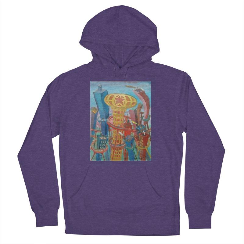 Ciudad 2 Men's Pullover Hoody by diegomanuel's Artist Shop