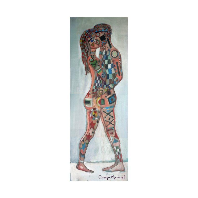 Tattooed lovers Home Framed Fine Art Print by diegomanuel's Artist Shop