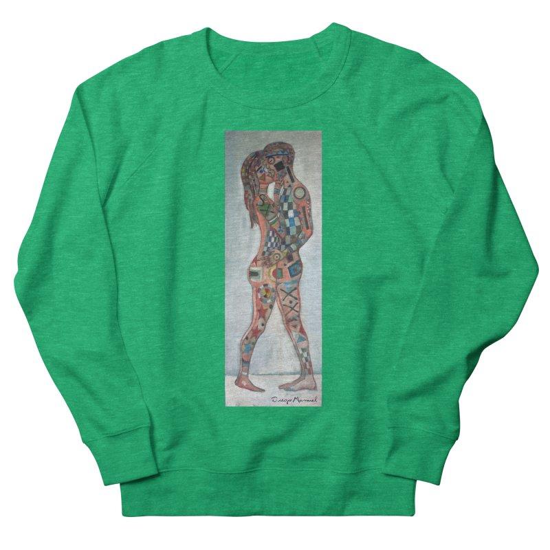 Amantes tatuados Men's Sweatshirt by diegomanuel's Artist Shop