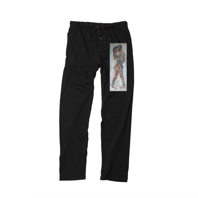 Amantes tatuados Women's Lounge Pants by diegomanuel's Artist Shop