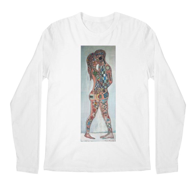 Amantes tatuados Men's Longsleeve T-Shirt by diegomanuel's Artist Shop