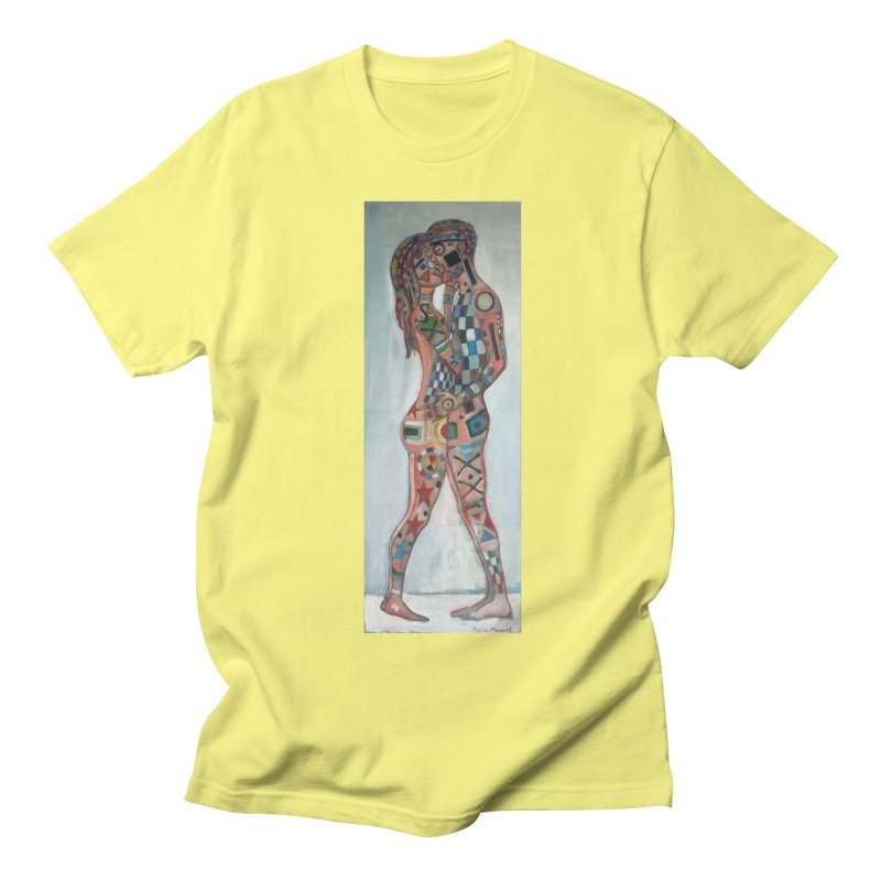 Amantes tatuados Men's T-Shirt by diegomanuel's Artist Shop