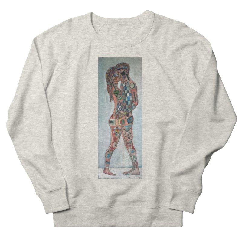 Amantes tatuados Women's Sweatshirt by diegomanuel's Artist Shop