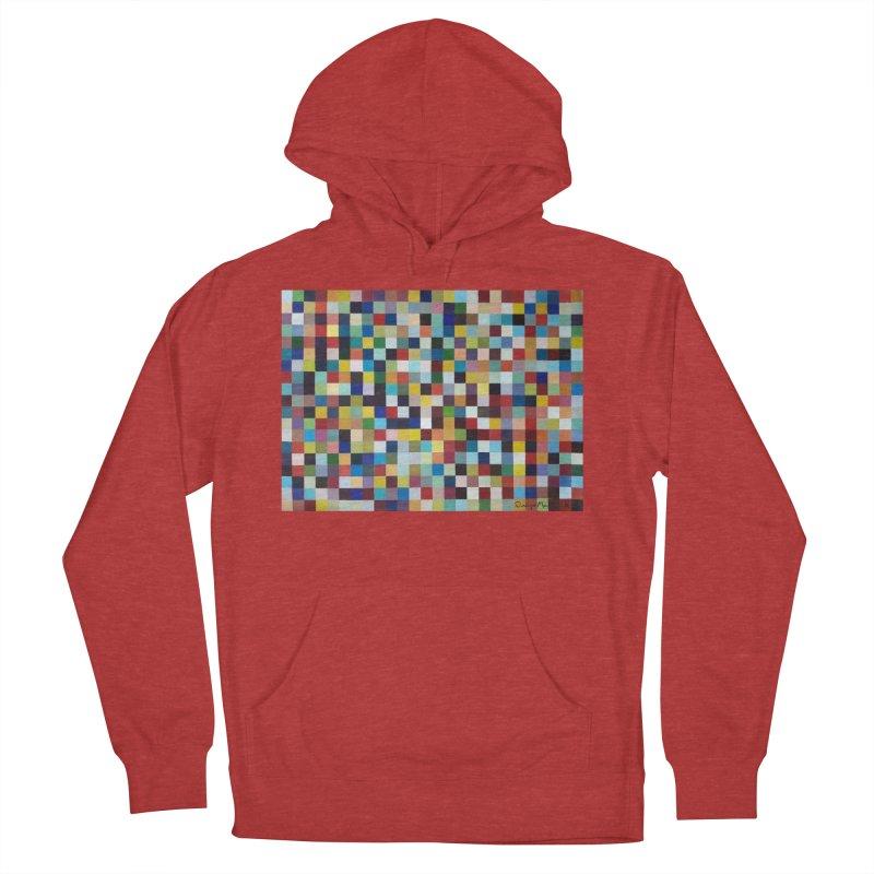 Composición cromática Men's Pullover Hoody by diegomanuel's Artist Shop