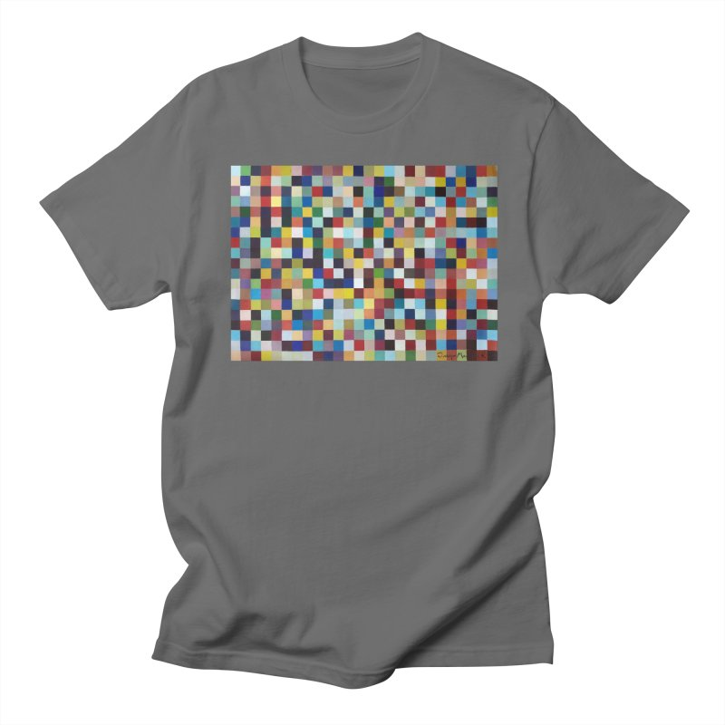 Composición cromática Men's T-Shirt by Diego Manuel Rodriguez Artist Shop