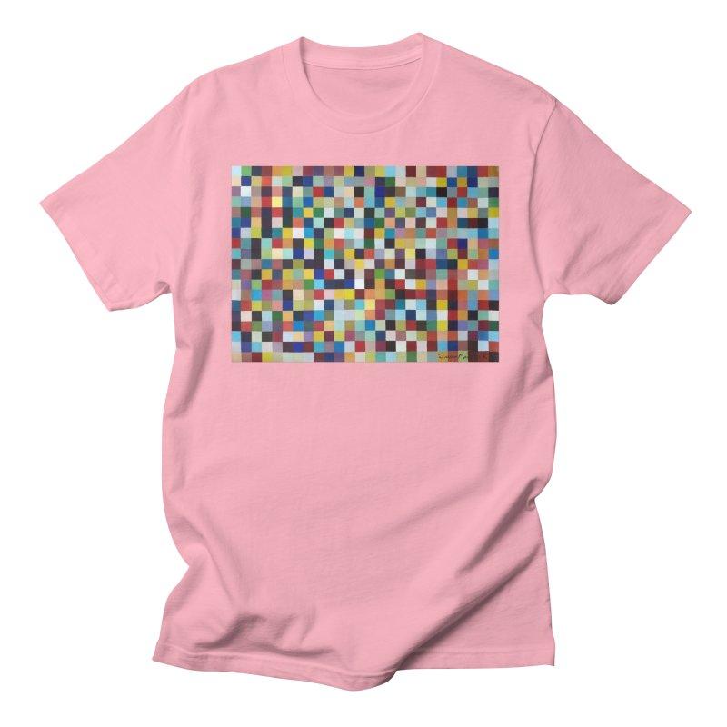 Composición cromática Women's Unisex T-Shirt by diegomanuel's Artist Shop