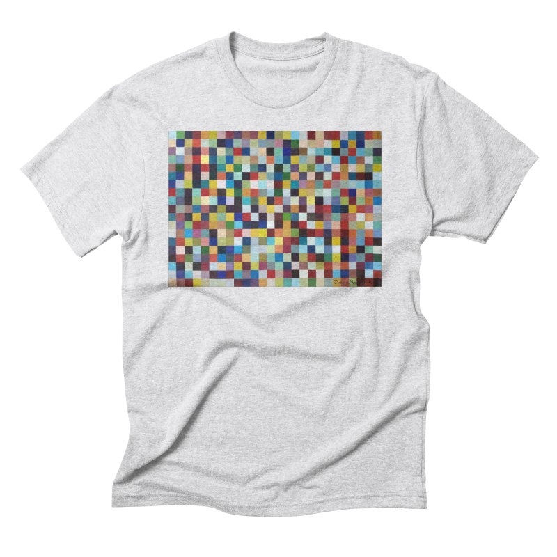 Composición cromática Men's Triblend T-Shirt by diegomanuel's Artist Shop