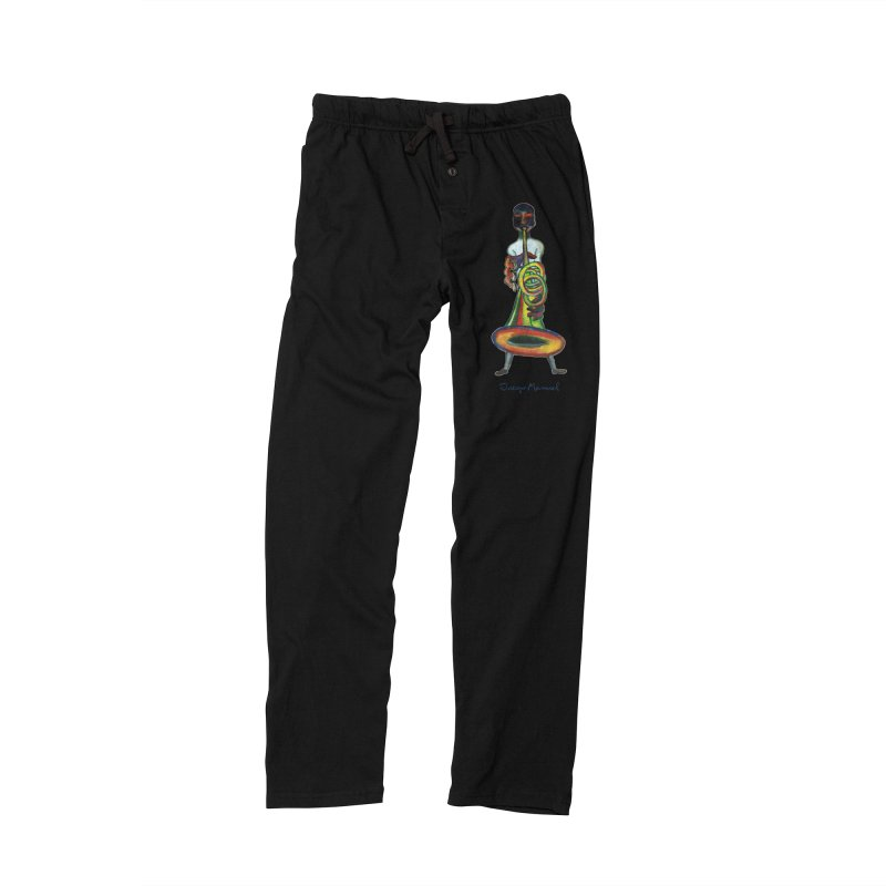 El trompetista Women's Lounge Pants by diegomanuel's Artist Shop