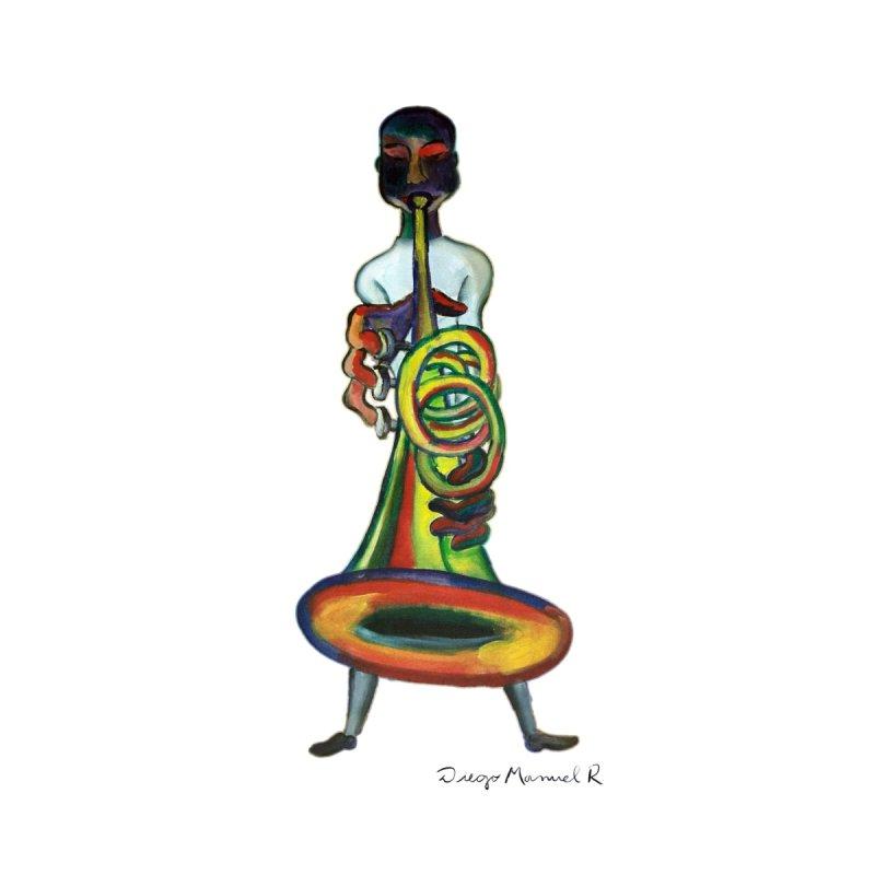 El trompetista by diegomanuel's Artist Shop