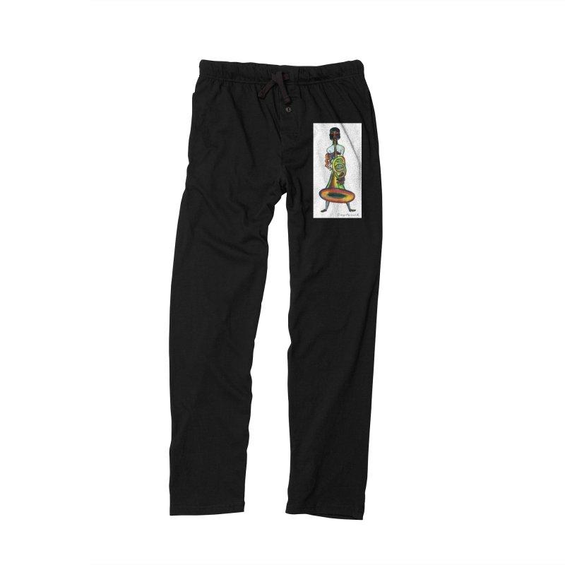 El trompetista Men's Lounge Pants by diegomanuel's Artist Shop