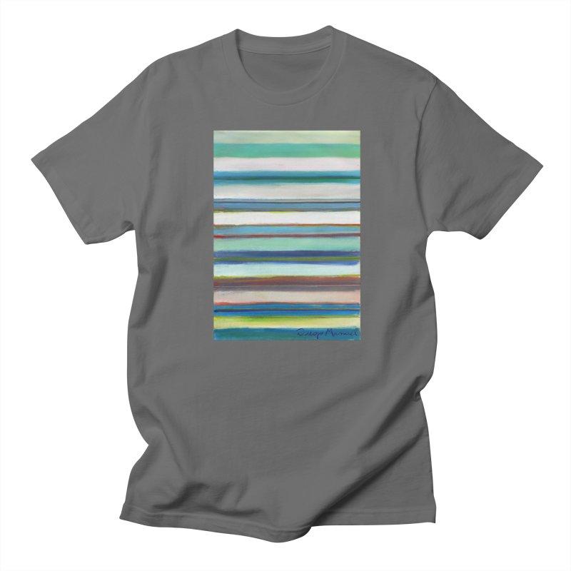 Strips Men's T-Shirt by Diego Manuel Rodriguez Artist Shop