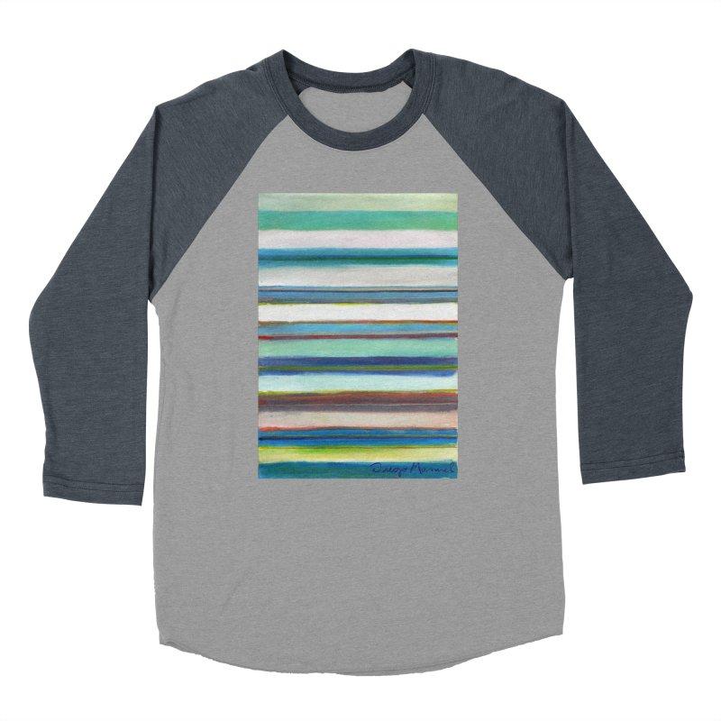 Franjas Men's Baseball Triblend Longsleeve T-Shirt by diegomanuel's Artist Shop