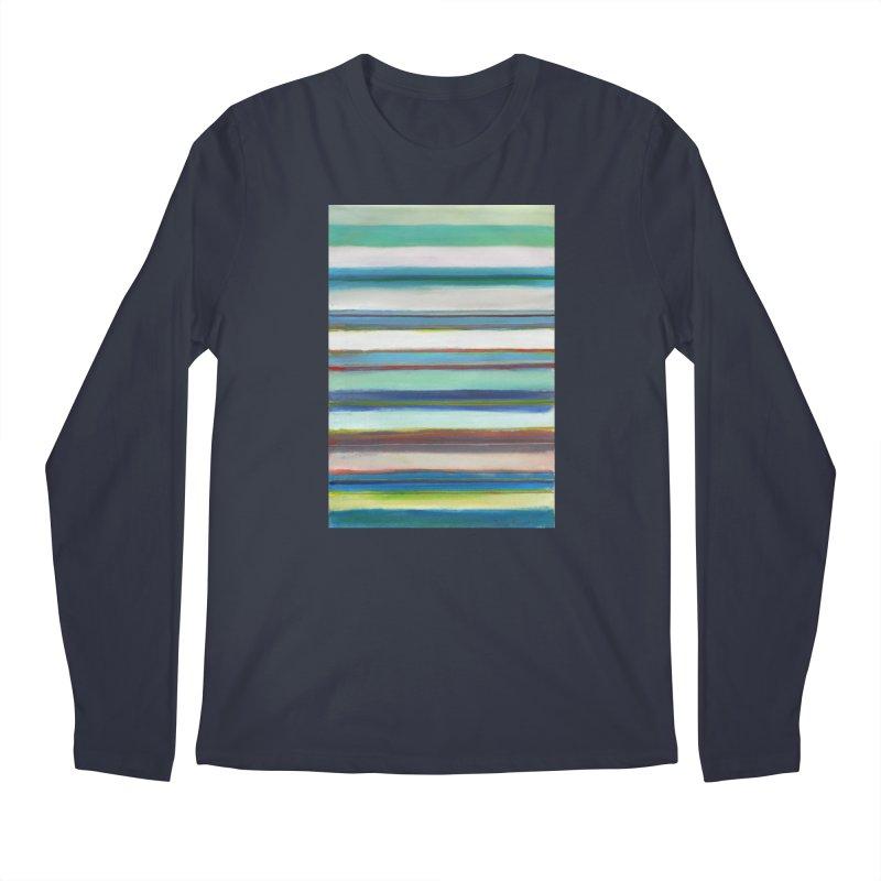 Franjas Men's Longsleeve T-Shirt by diegomanuel's Artist Shop