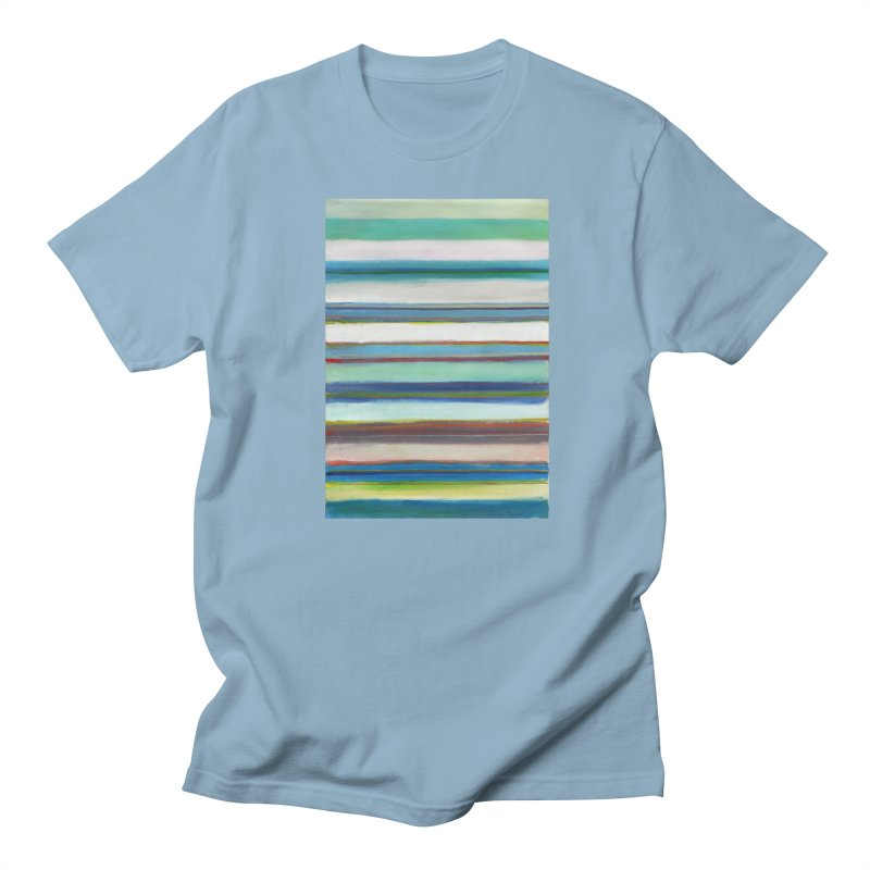 Franjas Men's T-shirt by diegomanuel's Artist Shop