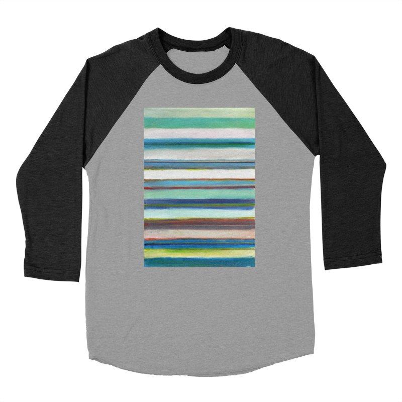 Franjas Women's Baseball Triblend T-Shirt by diegomanuel's Artist Shop