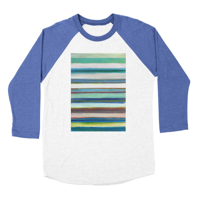 Franjas Men's Baseball Triblend T-Shirt by diegomanuel's Artist Shop