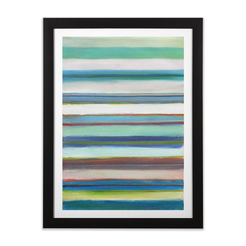 Franjas Home Framed Fine Art Print by diegomanuel's Artist Shop
