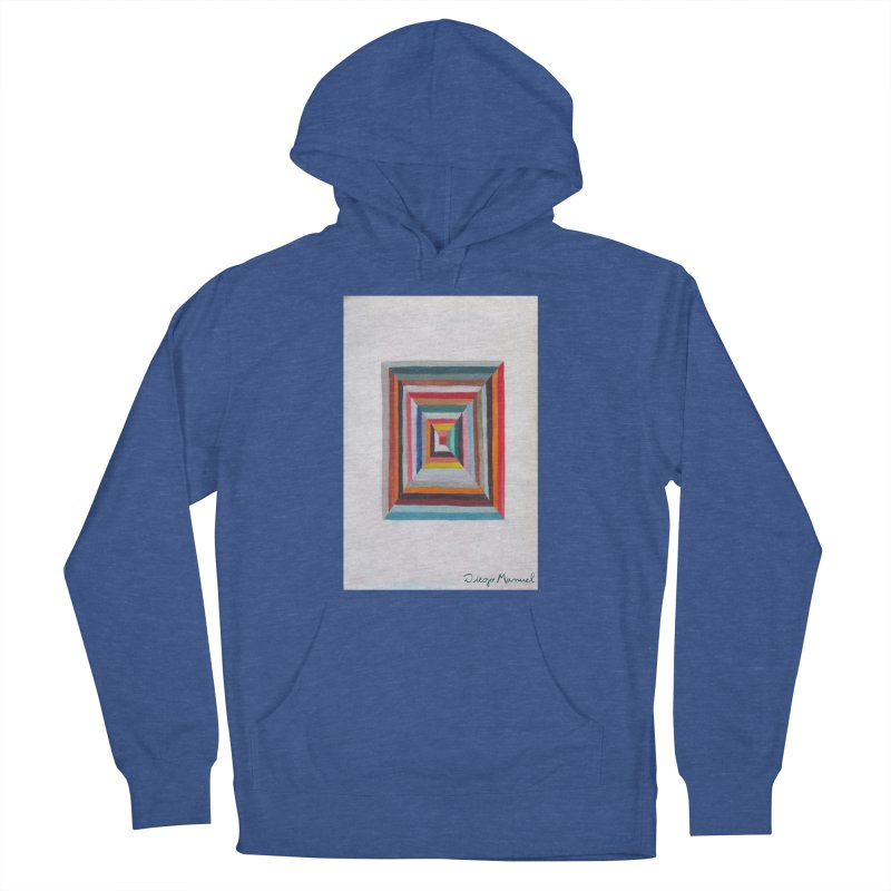 Magic Square Men's French Terry Pullover Hoody by diegomanuel's Artist Shop