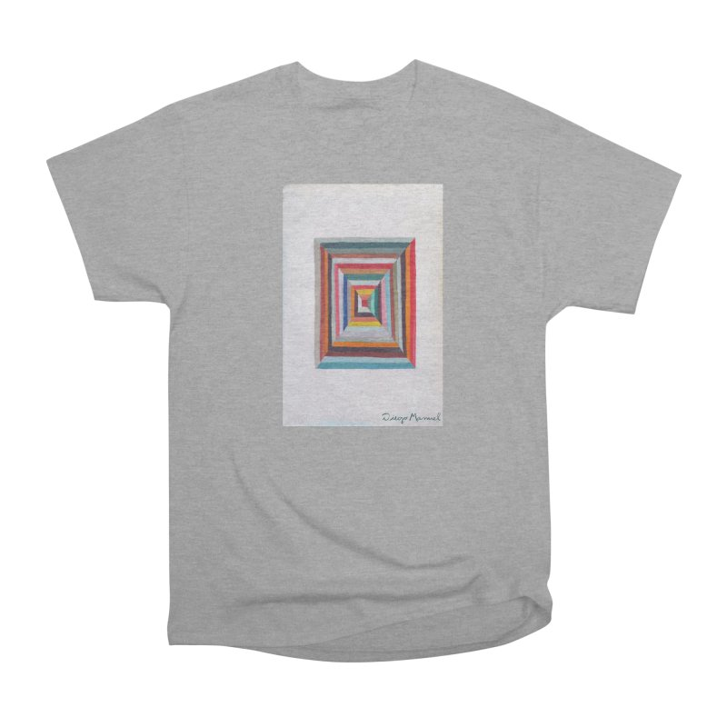Magic Square Women's Heavyweight Unisex T-Shirt by diegomanuel's Artist Shop