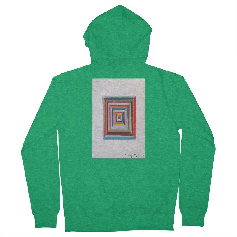 Magic Square Men's Zip-Up Hoody by diegomanuel's Artist Shop