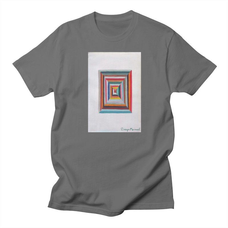 Magic Square Men's T-Shirt by diegomanuel's Artist Shop