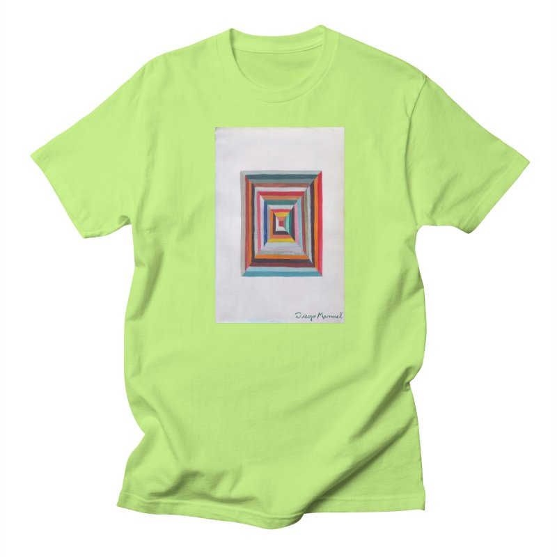 Magic Square Women's Regular Unisex T-Shirt by diegomanuel's Artist Shop