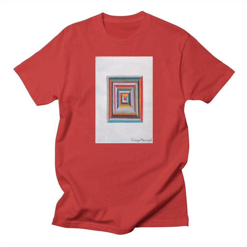 Magic Square Men's Regular T-Shirt by diegomanuel's Artist Shop