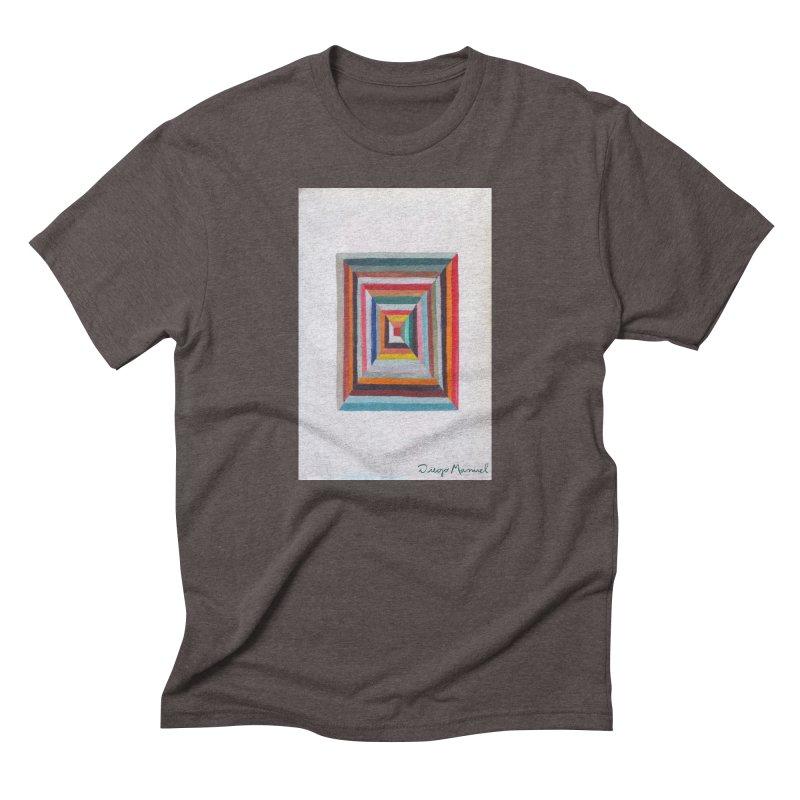 Magic Square Men's Triblend T-Shirt by diegomanuel's Artist Shop