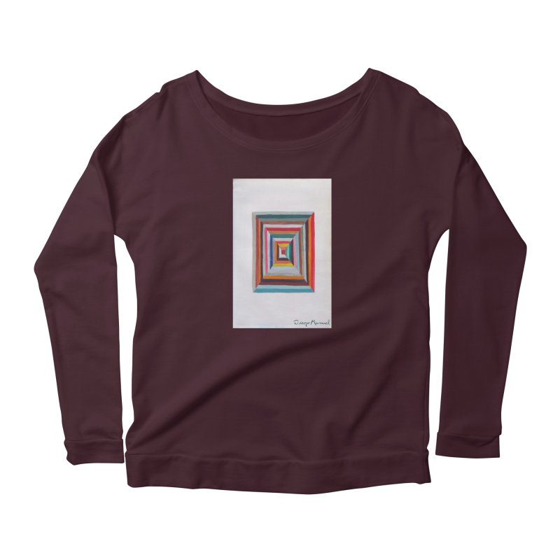 Magic Square Women's Longsleeve T-Shirt by diegomanuel's Artist Shop