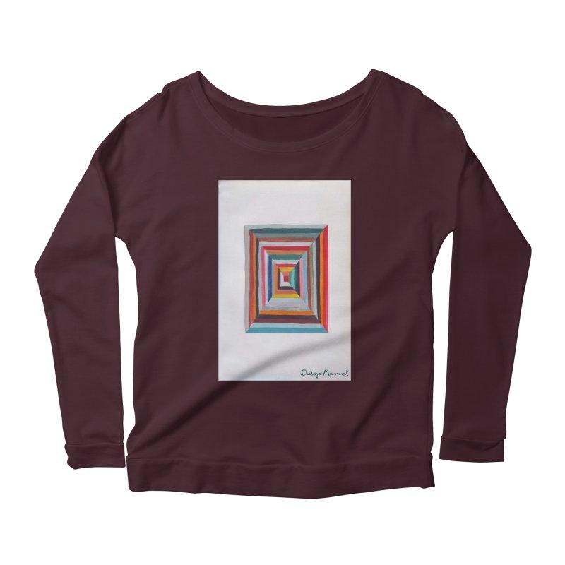Magic Square Women's Longsleeve T-Shirt by diegomanuel's Artist Shop