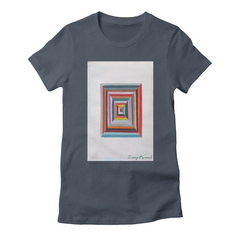 Magic Square Women's T-Shirt by diegomanuel's Artist Shop
