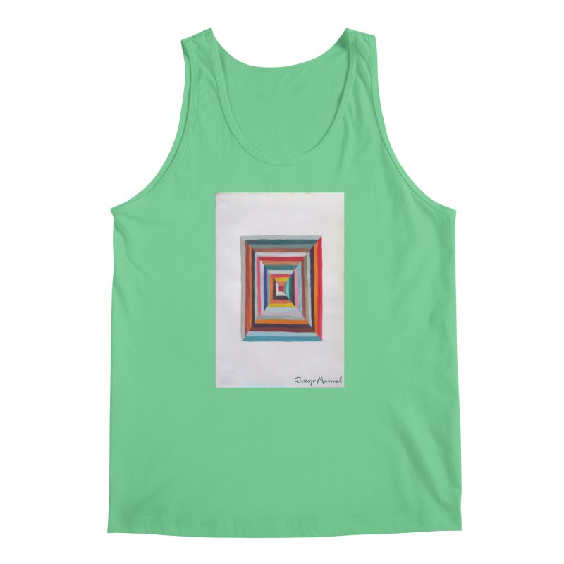 Magic Square Men's Regular Tank by diegomanuel's Artist Shop