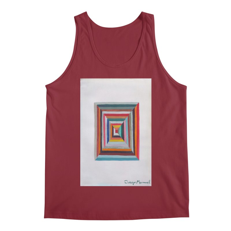 Magic Square Men's Tank by diegomanuel's Artist Shop