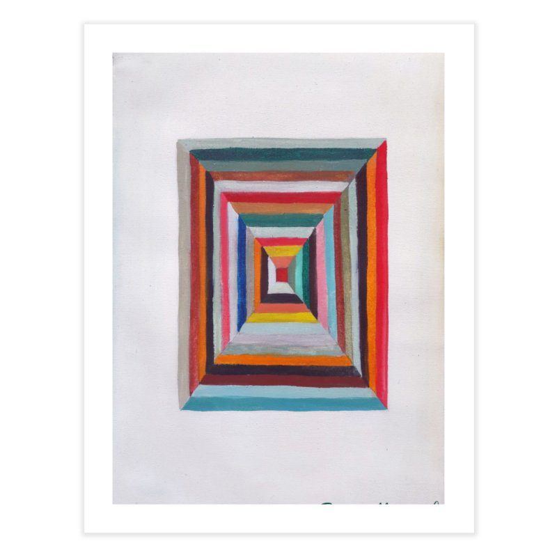 Magic Square Home Fine Art Print by diegomanuel's Artist Shop