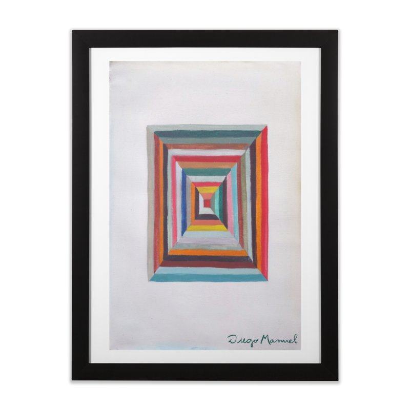 Magic Square Home Framed Fine Art Print by diegomanuel's Artist Shop