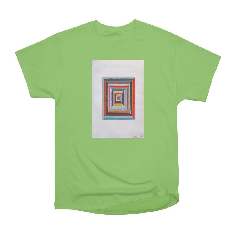 Cuadrado mágico Women's Heavyweight Unisex T-Shirt by diegomanuel's Artist Shop