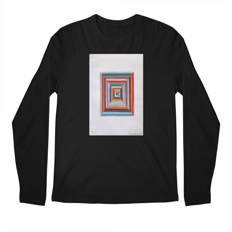 Cuadrado mágico Men's Longsleeve T-Shirt by diegomanuel's Artist Shop