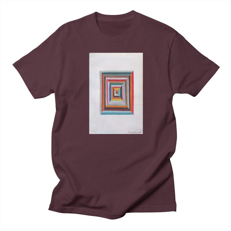 Cuadrado mágico Men's T-Shirt by diegomanuel's Artist Shop