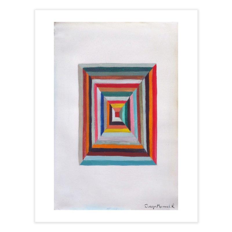 Cuadrado mágico Home Fine Art Print by diegomanuel's Artist Shop